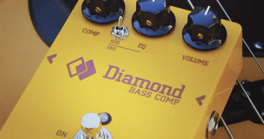 Diamond – BCP1 Bass Comp REVIEW