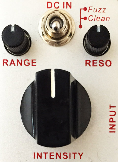 mooer-bass-sweeper-controls