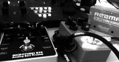 How to Use Effect Pedals when Recording